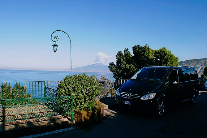 Transfer from naples to sorrento with private driver