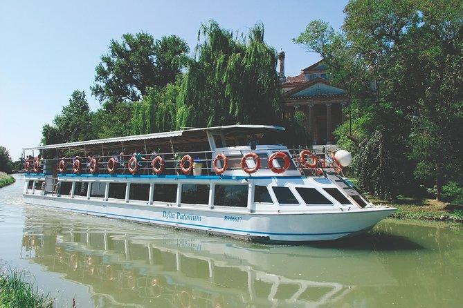 Tour Riviera del Brenta and Venetian Villas the Antico Burchiello