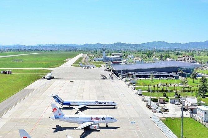 Tirana to Tirana Airport Transfer