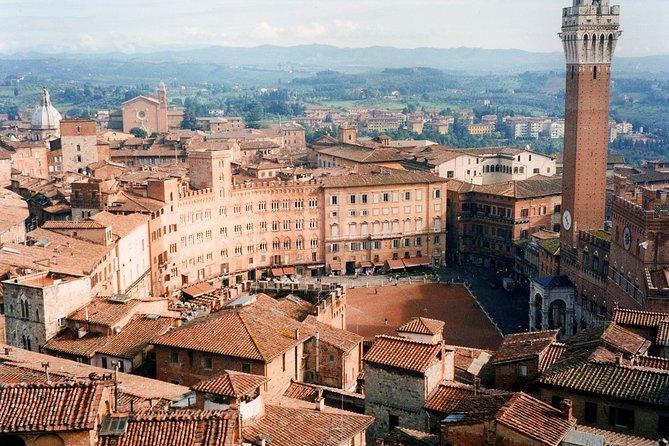 Livorno ShoreExcursion: Siena Monteriggioni San Gimignano with Lunch&WineTasting