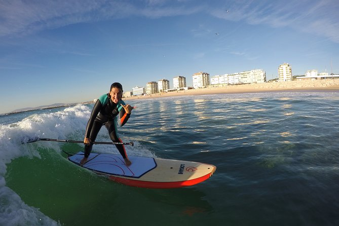 Stand Up Paddle Class - 2h Waves