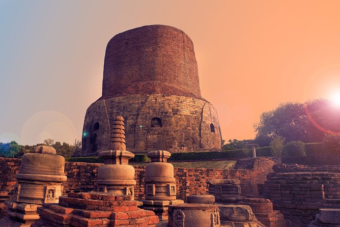 A day trip to Buddhist History Excursion in Sarnath