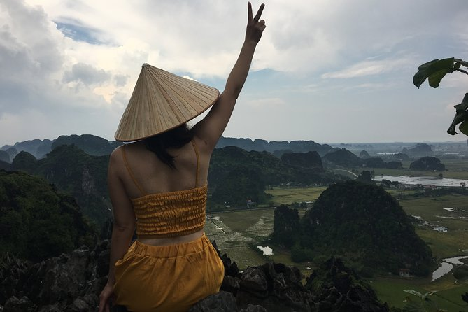 Ninh Binh day trip to untouched Thien Ha grotto & Mua cave viewpoint