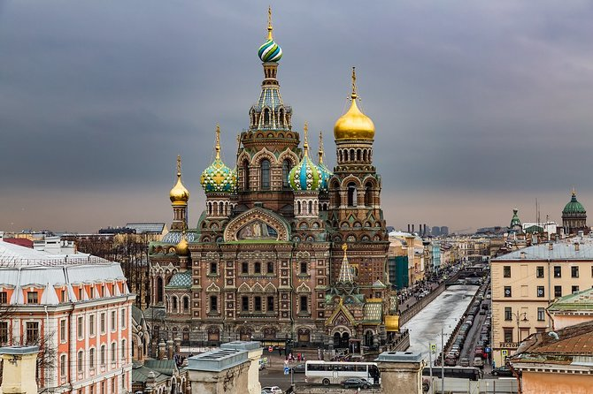 Private 4-hour City tour of Saint Petersburg with Hotel Pick Up