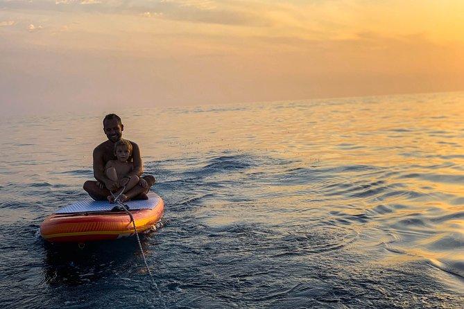 The best sunsets in Ibiza on board a catamaran