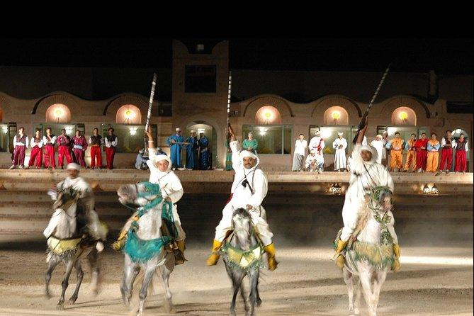 Berber Evening and Fantasia show in Agadir