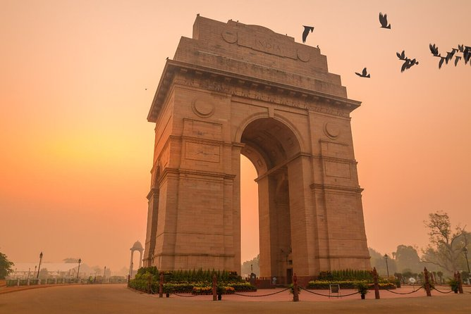 Early Morning Tour with Famous Park at Delhi on Private Basis