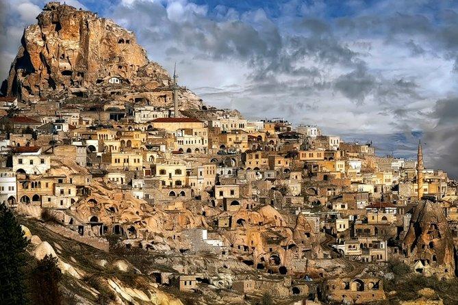 3 Days Ephesus & Cappadocia Tour Including ATV Quad Bike Safari & Horseback Ride