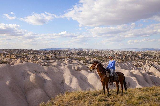 Ephesus & Cappadocia Travel Including Horseback Ride, and Balloon Ride Option
