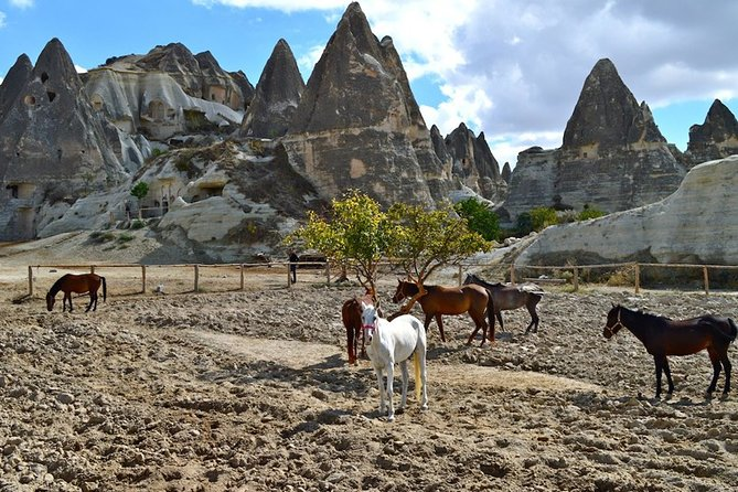 3 Days Cappadocia Travel with Horseback Riding Experience