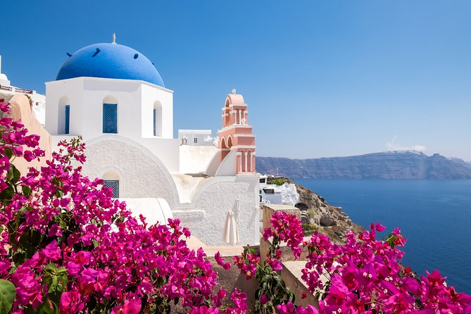 8-Day Greece Island Hopping Athens-Mykonos-Santorini (3 inclusive day tours)