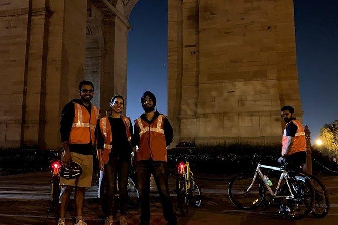 Delhi Starry Night Cycling Tour