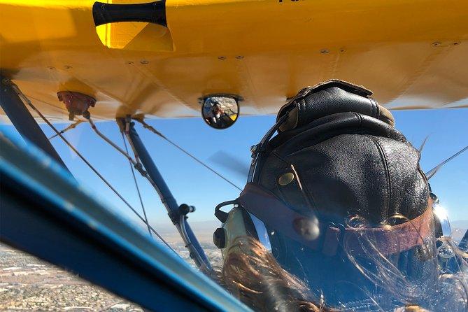 Biplane - One Hour Barnstormer Special in Phoenix