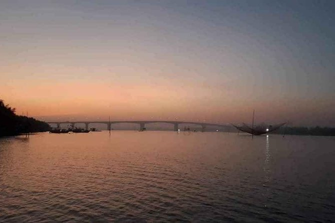 Sunset Boat Trip on Thu Bon River Hoi An ( Private Tour )