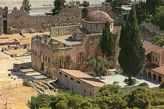 Athens & Eleusis Full Day Private tour
