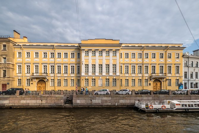 The Pushkin Apartment Museum tour with audioguide