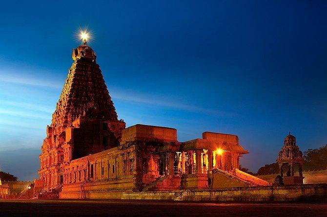 Raja Raja Cholan and his Temples around Thanjavur