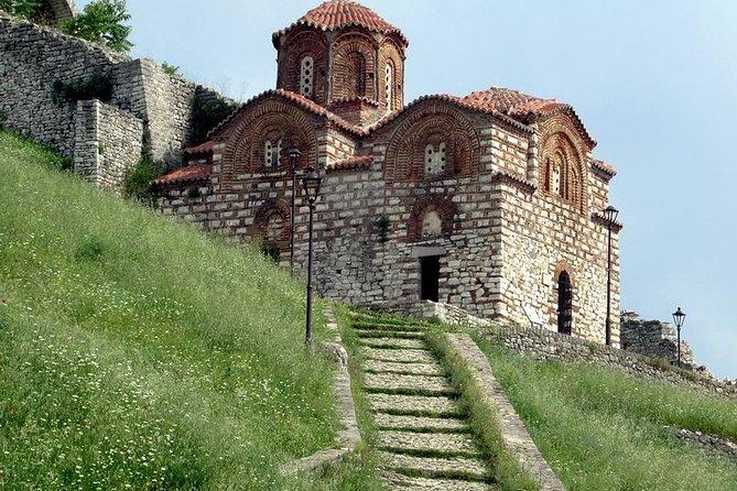 Ohrid to Berat Transfer