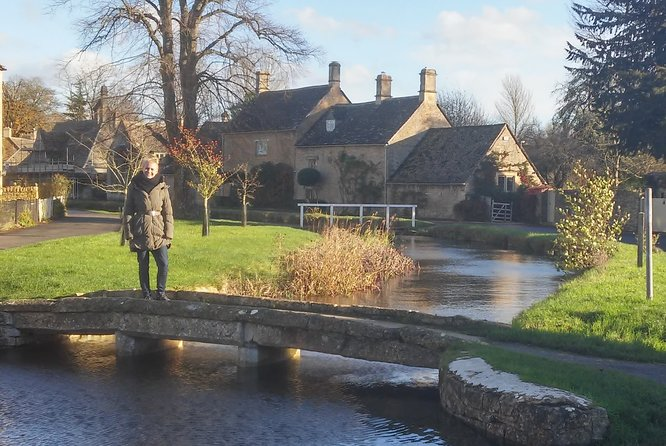 Cotswolds full day tour by car from Bath area