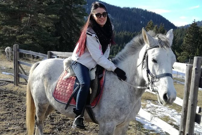 Private Horse Riding in Rhodope Mountains from Plovdiv