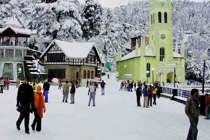 Complete Himachal Tour Package With Wagah Border And Golden Temple From Delhi