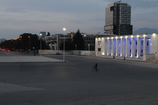 Saranda (through Gjirokastra) to Tirana Transfer