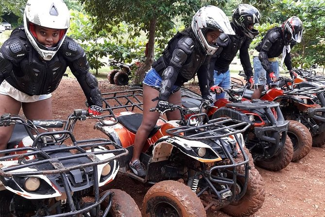 ATV or Dune Buggy Safari & River Tubing From Ocho Rios, Montego Bay & Negril