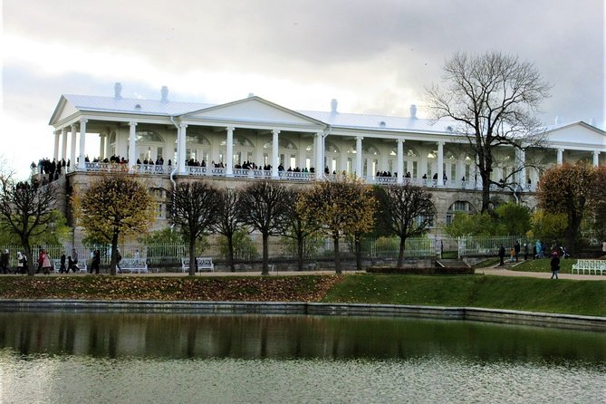 Half-day Catherin Palace private guided tour in Tsarskoye Selo
