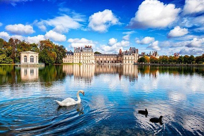 Fontainebleau Castle Half-Day Tour