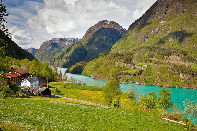 2-Day Round Trip from Bergen: THE GRAND HARDANGER – fjords, waterfalls, glaciers