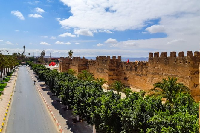 Taroudant + Tiout excursion 1 day with homestay lunch from agadir