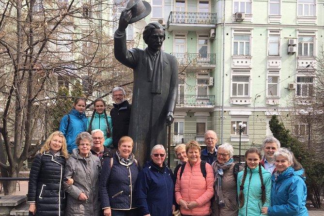 Jewish Kiev Tour - private tour