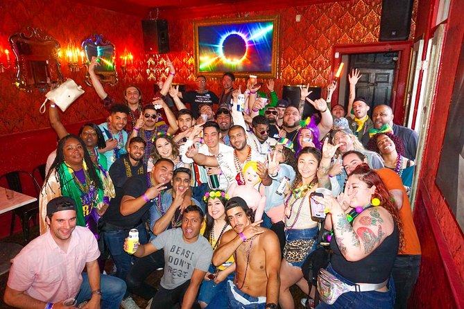 Premium VIP Bar & Club Crawl in New Orleans