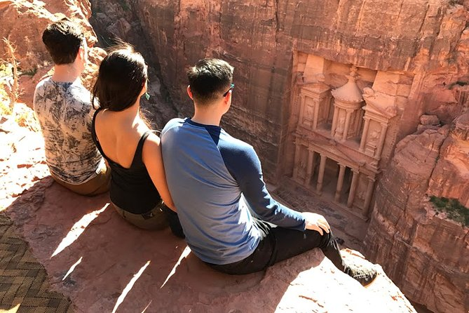 Jordan Horizons Tours : Petra Guided Trails (Al Kubtha Trail)