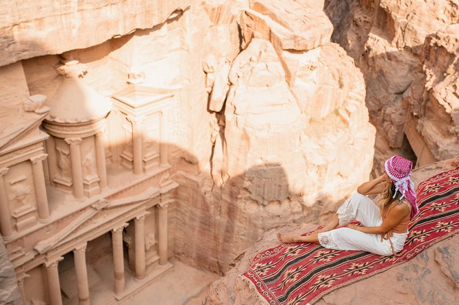 best trail to Petra