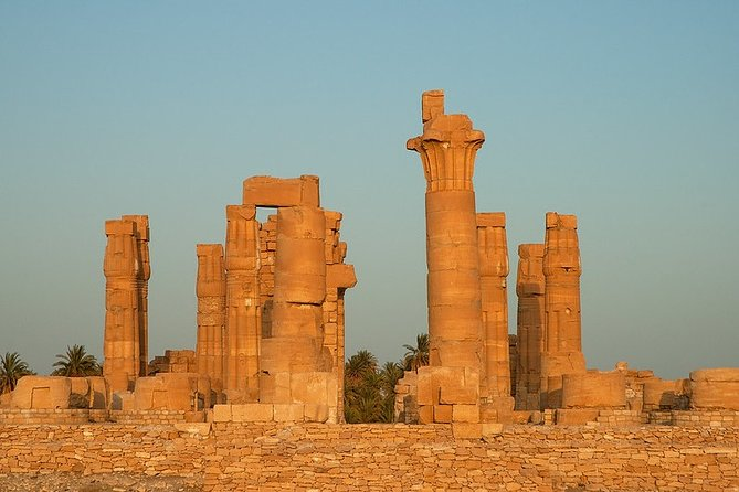 Half day Tour at Ancient Thebes