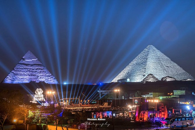 4 Days Private Trip to Pyramids, Luxor, Nile Cruise from Cairo