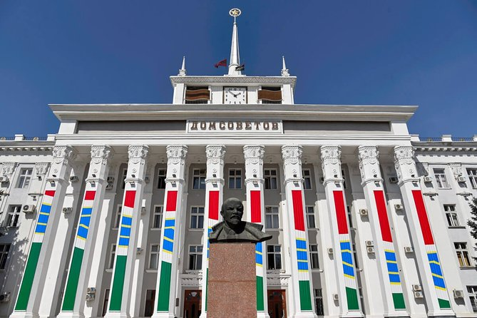 1 DAY: Transnistria tour from Chisinau