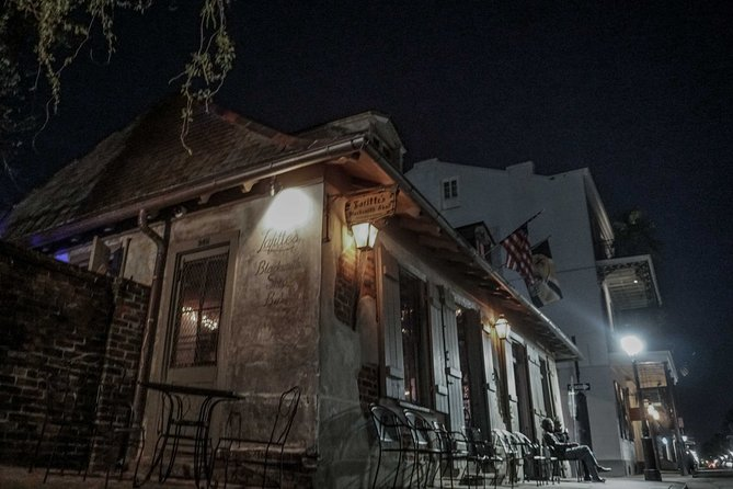 Haunted Crawl: New Orleans Exclusive Haunted Tour