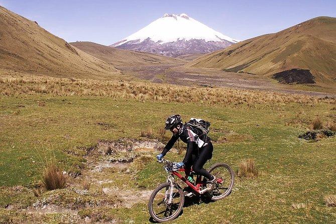 Private Volcano Bike Advanced 4 Days