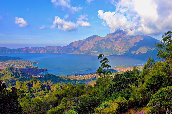 Full-Day Bali Car Charter to Exploring Tour in Kintamani and Besakih Temple