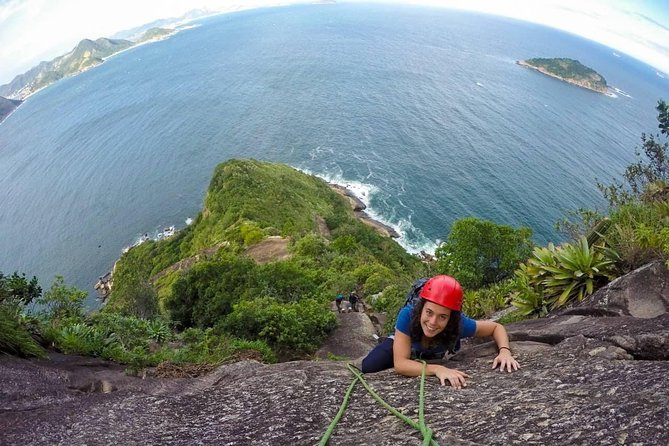 Ascent to Sugarloaf Mountain