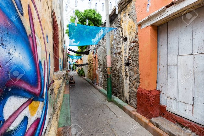 Free walking tour Gethsemane old town & Forever colonial