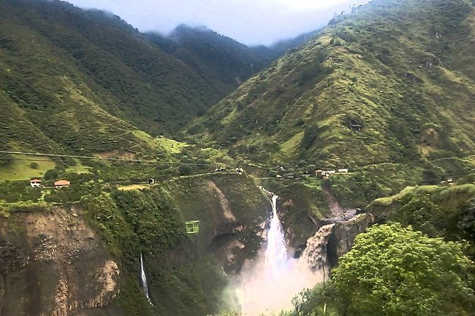Waterfalls Route (3 hours)