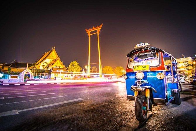 Evening City Tour at Bangkok by Tuk-Tuk