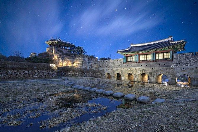 Korean Folk Village, Suwon hwaseong fortress, Icheon Ceramic experience Tour
