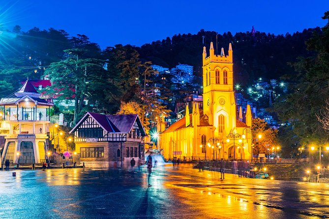 7 Days Honeymoon Tour Package of Shimla Manali Himachal From Delhi
