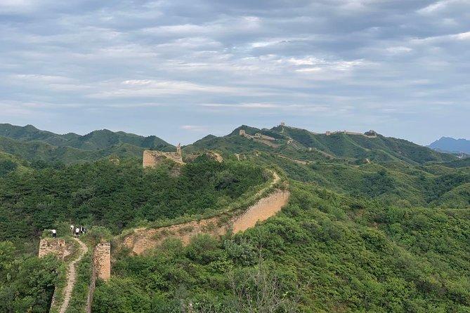 Beijing Private Layover Tour of Wangfujing Street and Mutianyu Great Wall