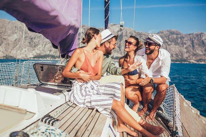 Private sailing trip along Amalfi coast and Isle of Capri