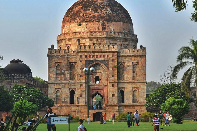 Walk through Delhi's Historical Gardens